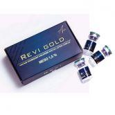 Гиалуроновый гель REVI MESO GOLD 1.5 % (набор 3 фл х 2 мл)